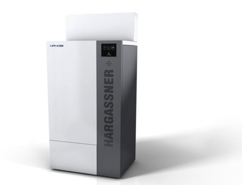 CALDAIE A PELLET HARGASSNER NANO PK 6 – 15 KW TOUCH